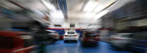 Officina riparazioni auto a Brescia